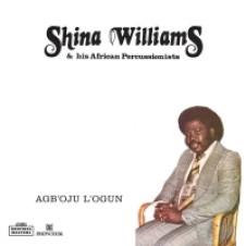 hina Williams & His African Percussionists -Agboju Logun